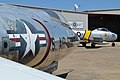 F-104 & F-86 - Cavanaugh Flight Museum (9209709951).jpg