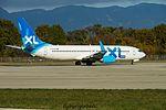 F-HJUL Boeing B737-8Q8-W B738 -XLF (30222455344).jpg