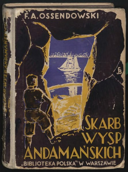 File:F. A. Ossendowski - Skarb Wysp Andamańskich.djvu