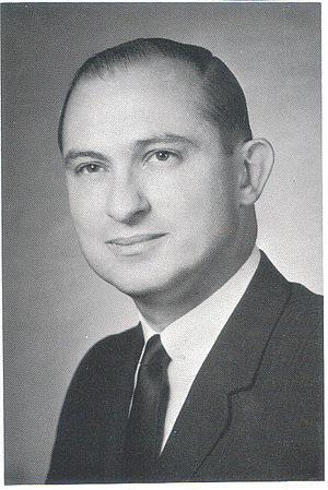F. Jay Taylor - Former Louisiana Tech University President F. Jay Taylor (1969)