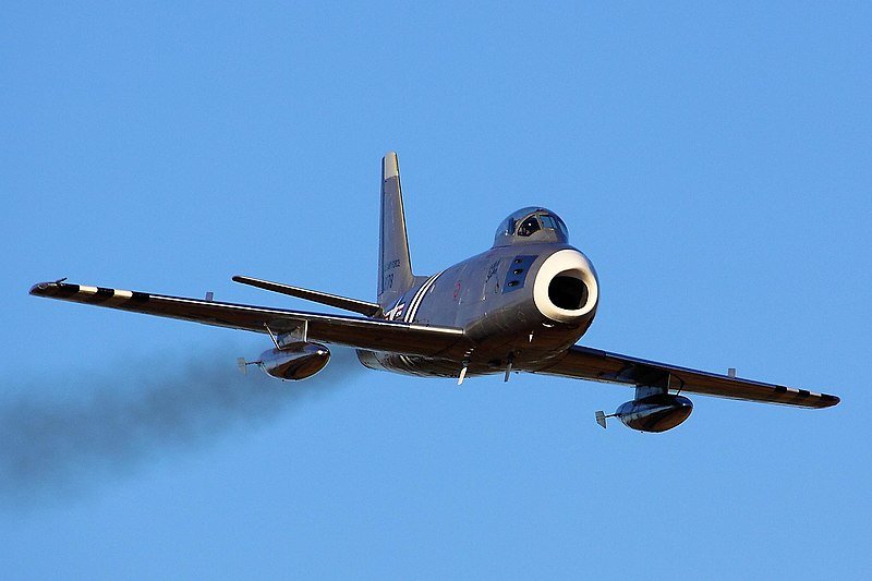 F-86 A Sabre.