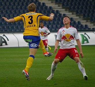 Michael Huber - Image: FC Liefering ve SKN St. Pölten 34