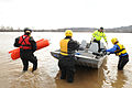 FEMA - 34525 - Large Animal rescue group prepare their boat for a rescue in Missouri.jpg