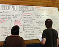 FEMA - 43943 - Information White Board at Bellevue Comm Center in Tennessee.jpg