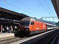 FFS Re 460029-2 Lugano 230708 EC174 CANALETTO VeneziaSL-Schaffhausen.jpg