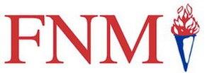 Free National Movement - Image: FNM Logo