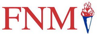 Free National Movement - Image: FNM Logo