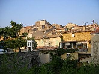 La Brillanne - Buildings in La Brillanne