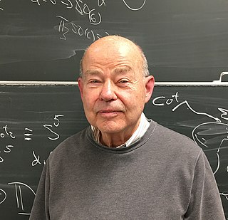F. Thomas Farrell American mathematician