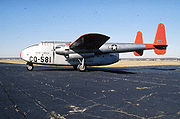 Fairchild C-82 Packet USAF