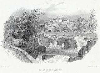 Falls of the Llygwy: Bettws y Coed
