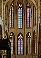 Famagusta - Gazimagusa Lala-Mustafa-Pasha-Moschee (Nikolauskathedrale) Innen Chor 2.jpg