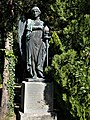Familiengrab der Familie Demel mit Anna Demel und Friedrich Ludwig Berzeviczy-Pallavicini.JPG