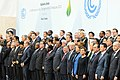 Family photo during Leader Event of COP 21 CMP 11 - Paris Climate Change Conference (22797277264).jpg