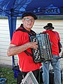 Fantini button accordion at Broadstairs Folk Week 2017, Kent, England 1.jpg