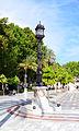 Farola plaza Nueva Sevilla.JPG