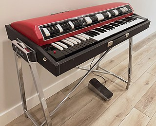 Fender Contempo Organ