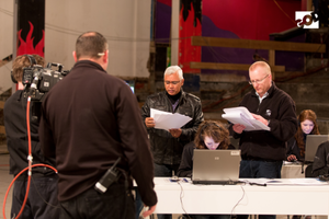 GOD TV - GOD TV broadcasting live from Plymouth in 2014