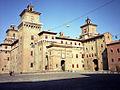 Ferrara 32 - Castello Estense 02.jpg