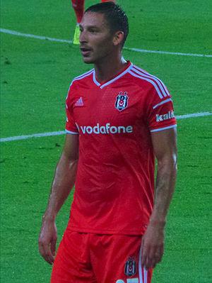 Filip Hološko - Hološko with Beşiktaş in 2014