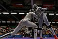 Final women foil French Fencing Championship 2013 n05.jpg