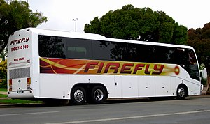 Firefly Express - Coach Concepts bodied Scania K124EB in February 2010