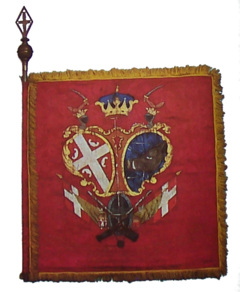 First Serbian Uprising voivode flag.png