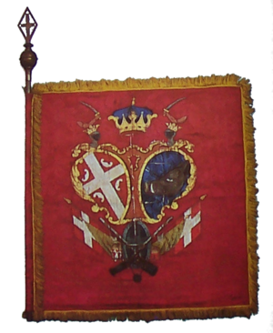 Statehood Day (Serbia) - Flag of the First Serbian Uprising