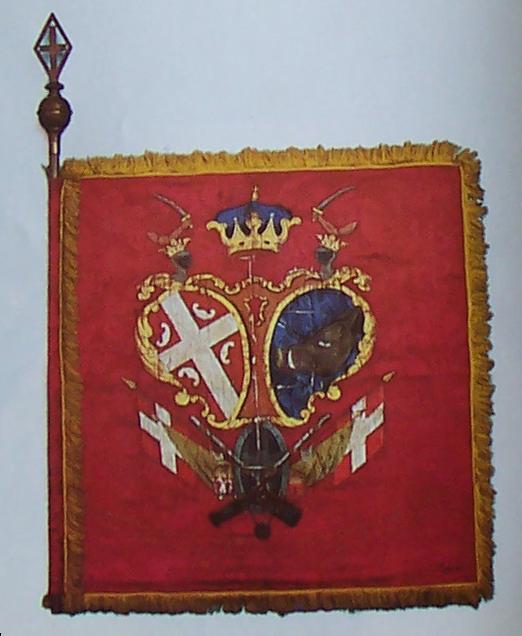 First Serbian Uprising voivode flag