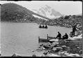 Fischen am Bergsee auf 2200m - CH-BAR - 3236923.tif