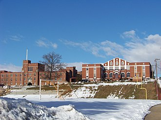 Fishburne Military School - Image: Fishburne Military School