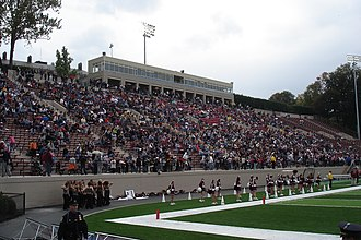 Fisher Stadium - Image: Fisher Field