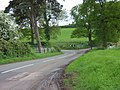 Fishpool Road near Utkinton (Tarporley, Cheshire) - geograph.org.uk - 173222.jpg