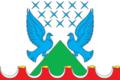 Flag of Bolshenagatkinskoe (Ulyanovsk oblast).png