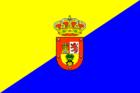 Flag of Cabildo Gran Canaria con escudo.PNG