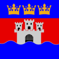 Flag of Jonkoping lan.png