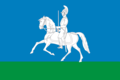 Flag of Kubinka (Moscow oblast).png