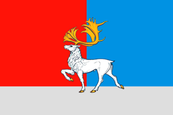 Flag of Palana (Kamchatka krai).png