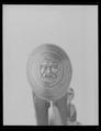 Flintlåspistol, Hans Zimmerman, silverbeslag troligen av Daniel Schwarzkopf - Livrustkammaren - 62349.tif
