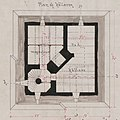 Floor plan of the Märket lighthouse, basement.jpg