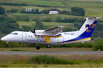 Air Iceland Connect - Air Iceland Connect Bombardier Dash 8-100