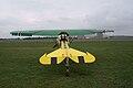 Fokker D.VIII Lt See Gotthard Sachsenberg Rear far Dawn Patrol NMUSAF 26Sept09 (14619988173).jpg