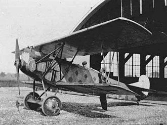 Luftstreitkräfte - Fokker D.VII used by the Luftstreitkräfte