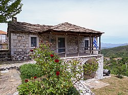 Folklore museum of Doliana-Building.jpg