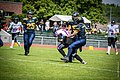 Football Spiel Berlin Kobra Ladies gegen Berlin Knights Ladies in Berlin, 2019-06-01 0067.jpg