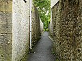 Footpath off Bankwell Road Giggleswick - geograph.org.uk - 1365453.jpg