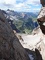 Forcella della Marmolada, Dolomites (agost 2013) - panoramio.jpg