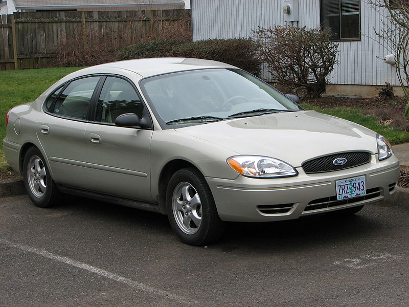 Ford Taurus Car Complaints