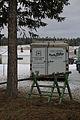 Forest Service Pack Mules trailer - Ninemile Remount Depot.jpg