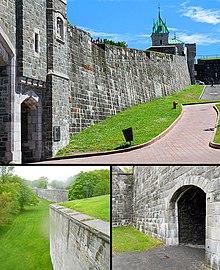 Fortificazioni del Québec Montage.jpg